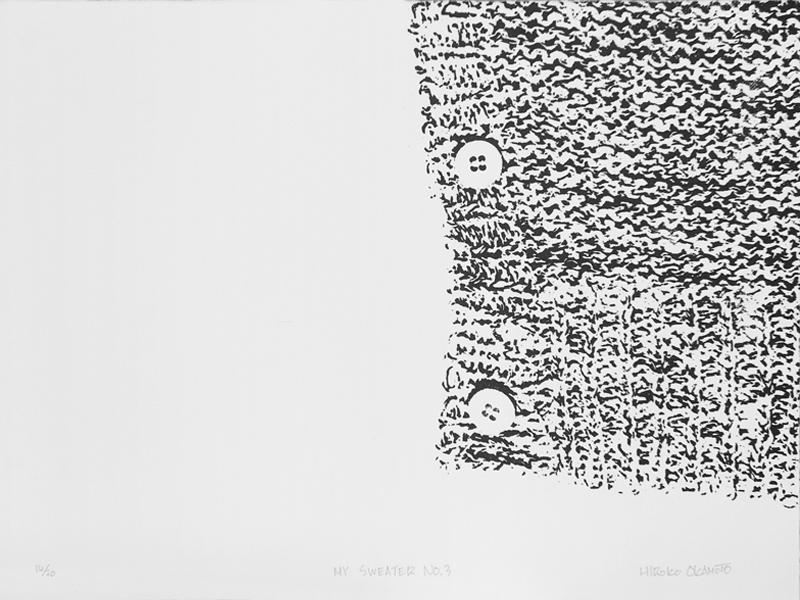 Association-Hiroko-Okamoto-Galerie-Litho-MY_SWEATER_No_3