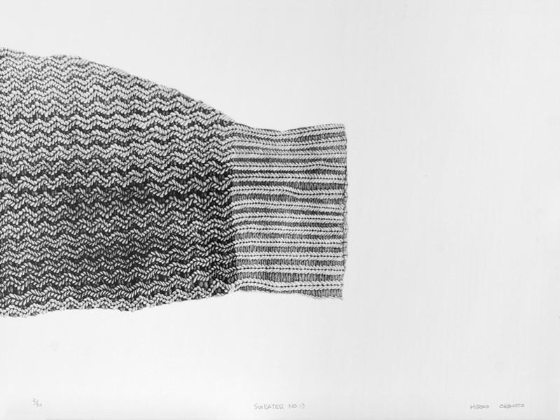 Association-Hiroko-Okamoto-Galerie-Litho-SWEATER_No_13