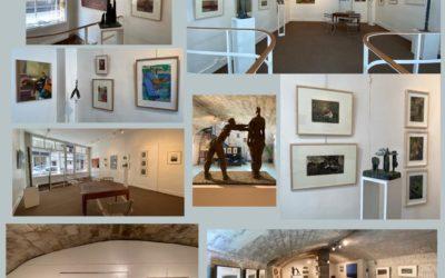 Exposition de réouverture – Galerie Peinture Fraîche, Paris – juin-juillet 2020